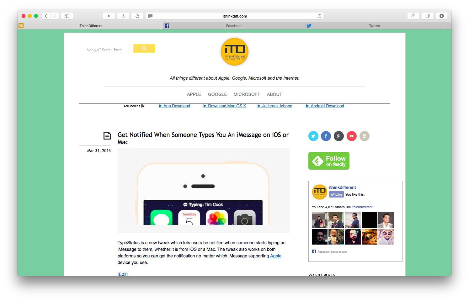 Make Safari for Mac Work Like Google Chrome With These Extensions and Tips
