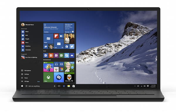 Windows 10 Gets Official Launch Date: July 29 (PCs and Tablets only)