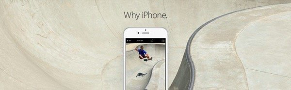 Apple's New 'Why iPhone' Campaign Page Goes Live