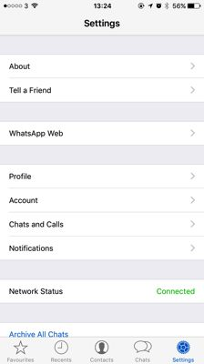 WhatsApp Web for iPhone Rolling Out To Users