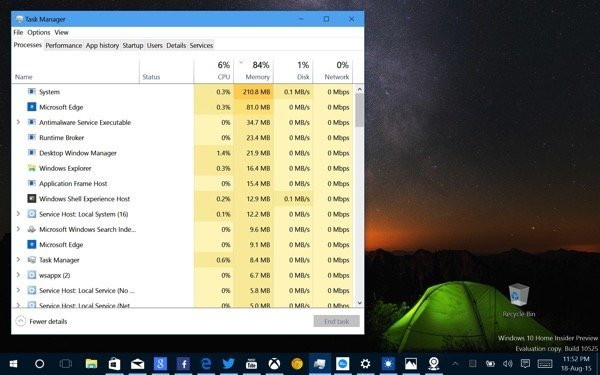 Windows 10 Build 10525 Hands On Impressions 8