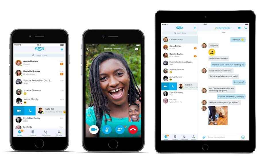 Skype 6.0 for iPhone and iPad