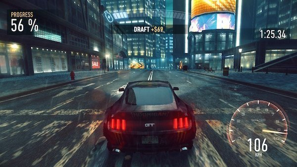 Need for Speed No Limits 4
