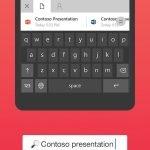 Microsoft's Hub Keyboard for iOS brings multitasking to the Keyboard 3
