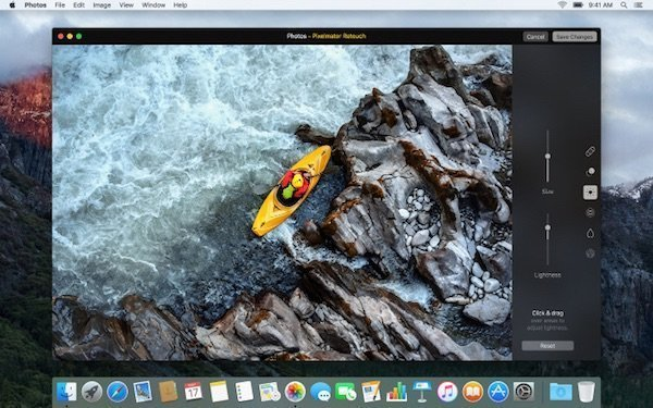 Pixelmator version 3.5 Canyon update released with advanced selection tools and Retouch