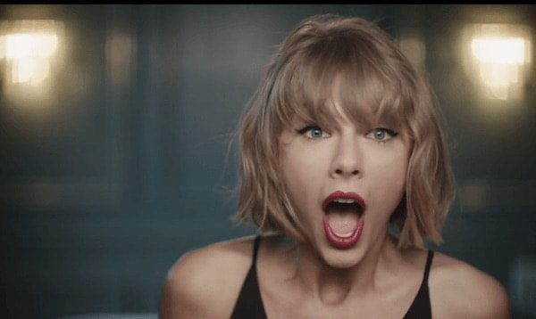 Taylor Swift and Apple team up for another Apple Music Ad