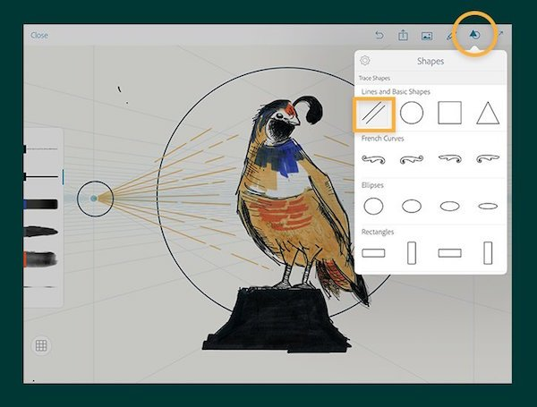 Adobe Photoshop Sketch 3.4 offers 3-D touch and layers support for iOS