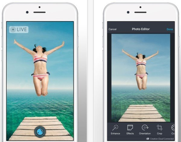 Capture Live Photos on iPad and older iPhone models without jailbreak