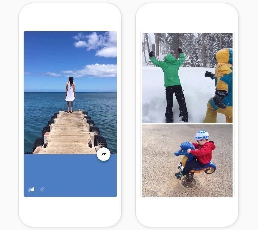 Google's Motion Stills app for iPhone provides stabilization for Live Photos