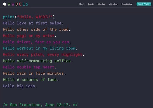 WWDC 2016 - What to expect from Apple