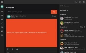 Xbox app for iOS updated with a Windows-like design and features