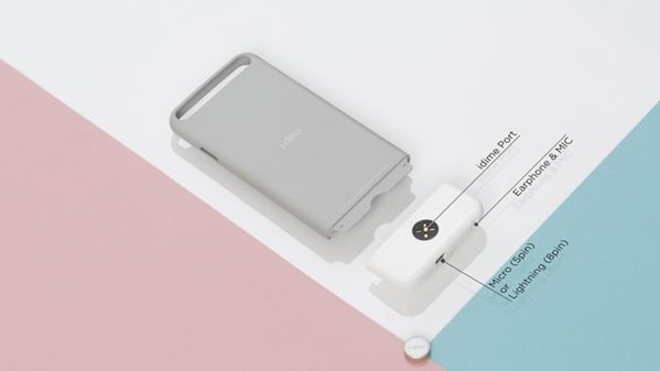 i.dime Kickstarter project is an iPhone case with upto 256GB expandable storage