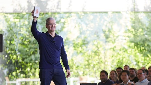 Apple had sold 1 billion iPhones since launch in 2007