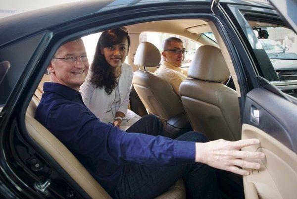 Apple hires Dan Dodge to develop autonomous driving system