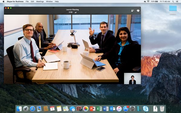 Skype for Business Mac Preview gets presence, P2P calling and more