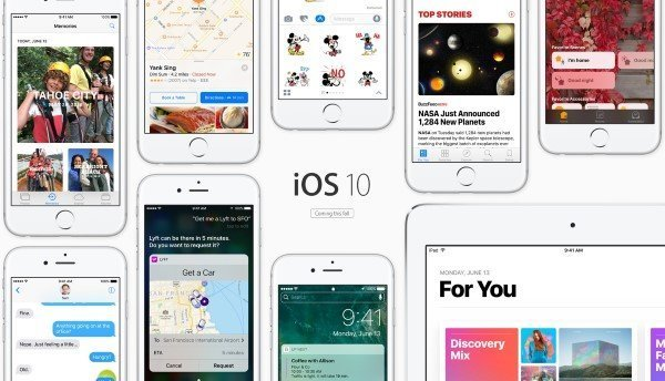 iOS 10 beta 3 released to developers