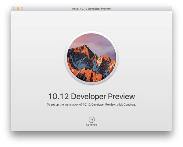 macOS beta 2 available to download for developer testing