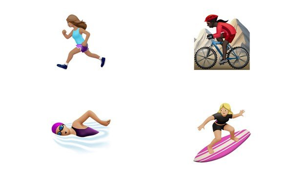 Apple announces new gender diverse emojis for iOS 10