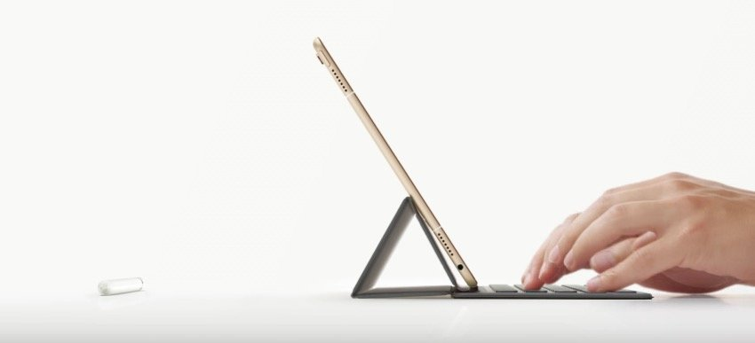 Apple positions iPad Pro as a computer in new ad