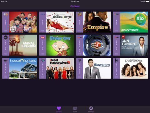 Channels app lets users stream live TV to iOS devices 2