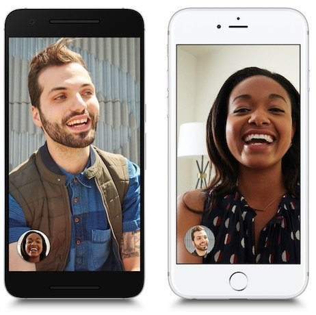 Google launches Duo video calling app for iOS and Android