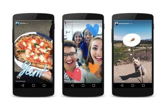 Instagram announces Snapchat Stories 2