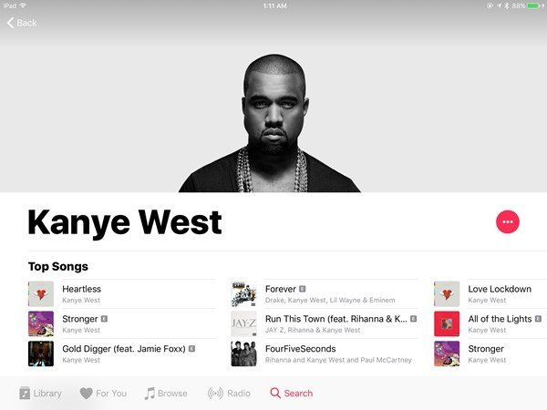 Kanye West goes on Twitter rant asking Apple to buy Tidal