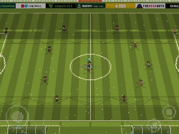 Pixel Cup Soccer 16 is Apple's free app of the week for iOS and Apple TV 3