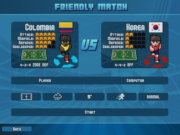 Pixel Cup Soccer 16 is Apple's free app of the week for iOS and Apple TV 4