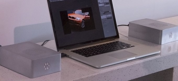 Wolfe Kickstarter aims to bring external GPUs to MacBook Pro lineup