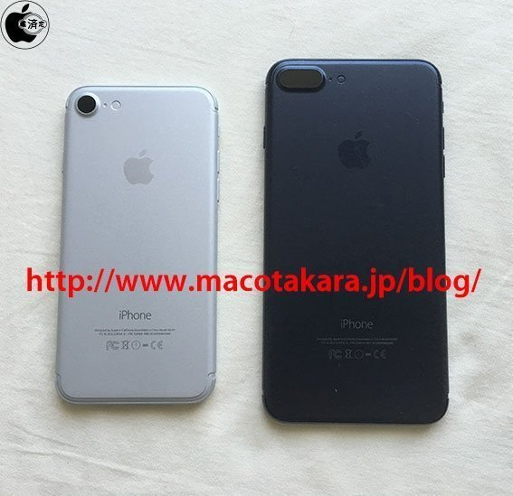 iPhone 7 will be available in Space Black color as per leaked SIM tray photos