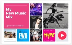 Apple Music mixes go live on iOS 10 and macOS 10.12 Sierra betas 3