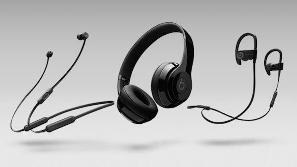 Beats Solo3, Powerbeats3 and BeatsX announced with W1 chip