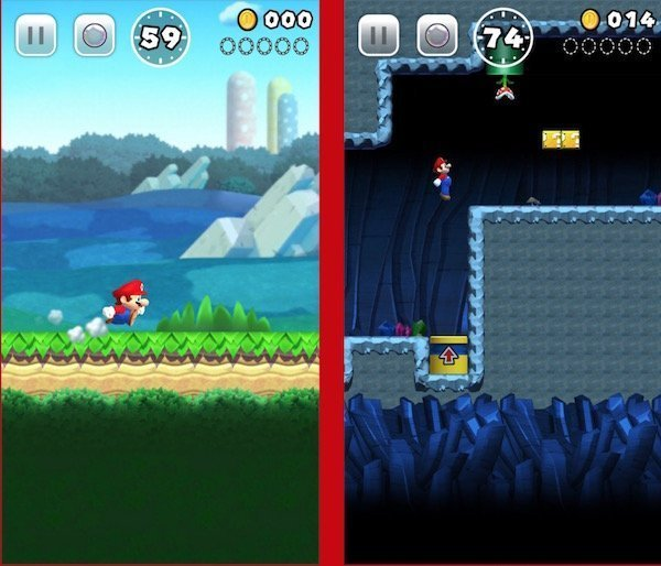 Super Mario Run for iOS announced by Apple and Nintendo 2