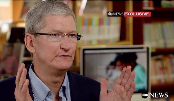 Tim Cook discusses iPhone 7, AirPods and Augmented Reality in interview