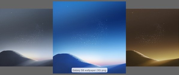 Download Galaxy S8 Wallpapers and Launcher APK for any Android phone