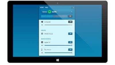Airfoil for Windows AirPlay