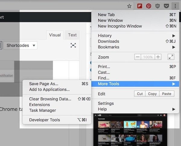 Create application shortcuts to websites using Chrome on macOS