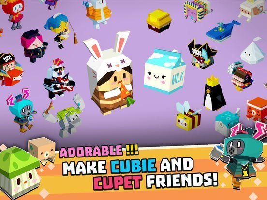 Cubie Adventure 6