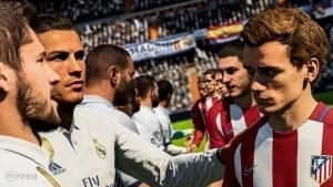 FIFA 18 Graphics Forstbite Engine