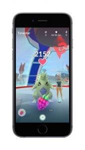 Pokemon Go gym3