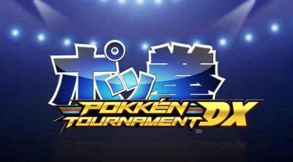 Pokken Tournament DX logo