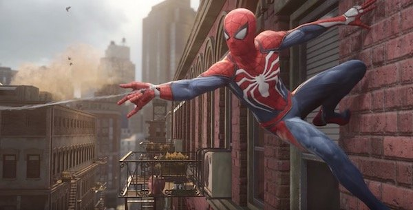 Spider-man 2017 Sony PlayStation 4