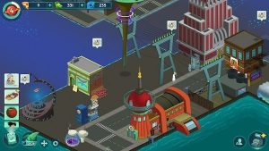 Futurama Worlds of Tomorrow Game 2