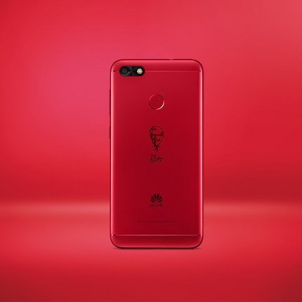 KFC Smartphone Enjoy 7 Plus 2