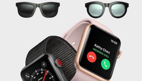 Apple Glasses ARKit LTE