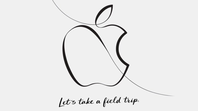 Apple March 27 lets take a field trip event