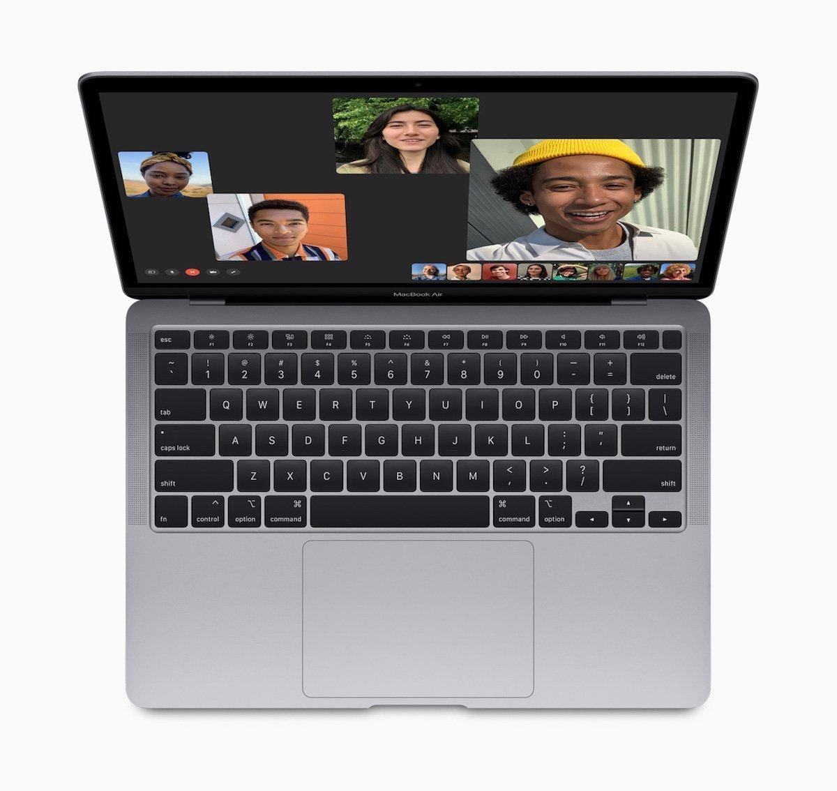 MacBook Air Magic Keyboard 2