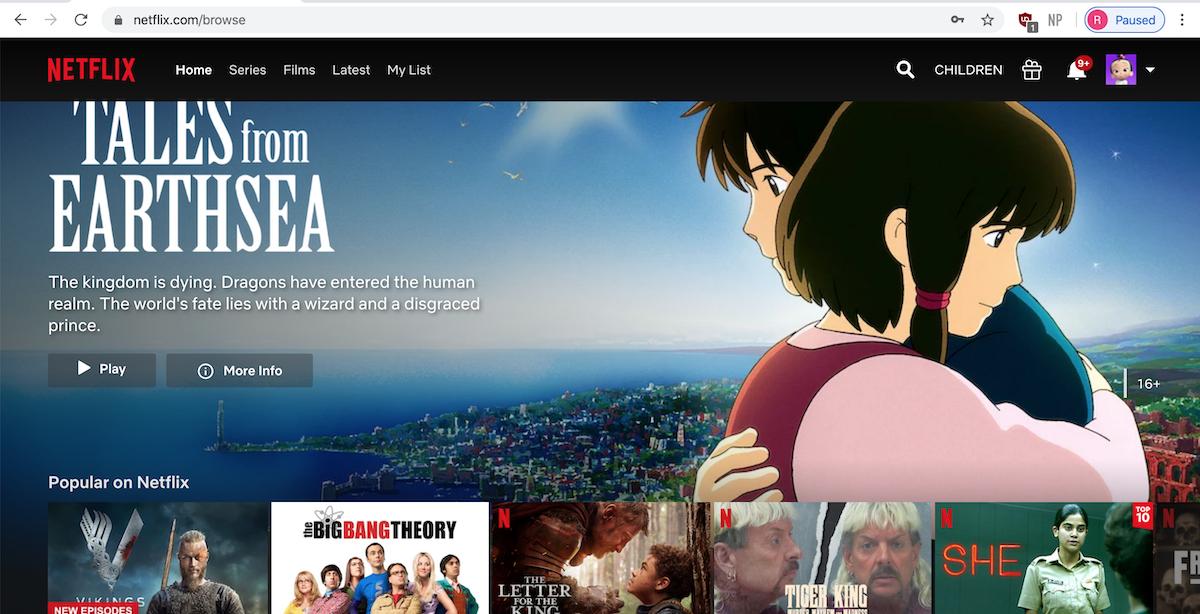 Netflix Party 2