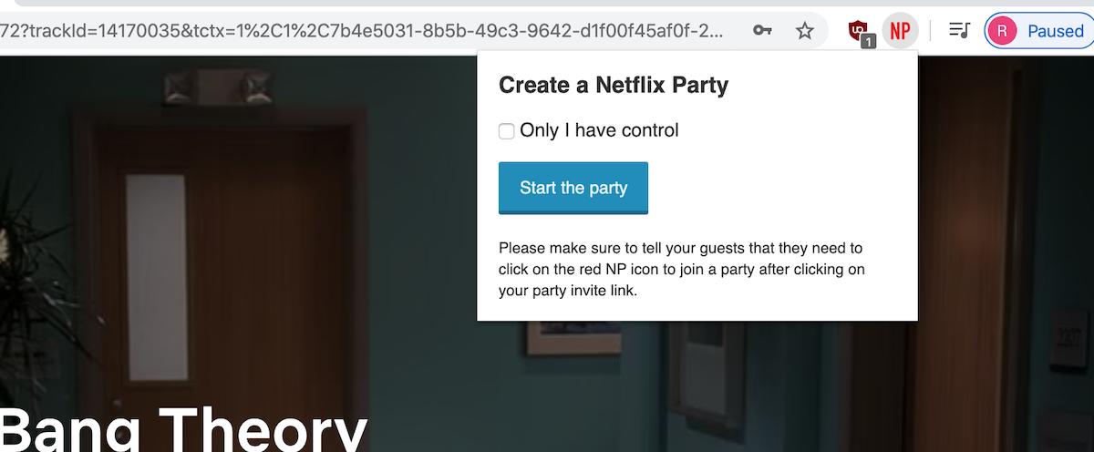 Netflix Party 3